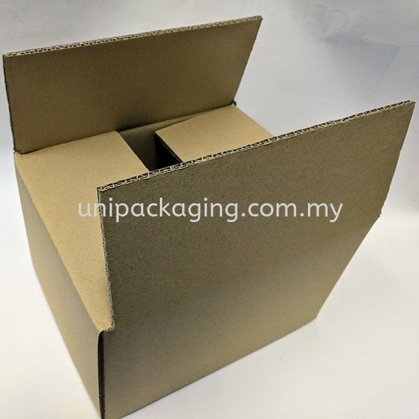 Regular Slotted Carton (RSC) Plain Carton Box Malaysia, Selangor, Kuala Lumpur (KL), Kajang Manufacturer, Supplier, Supply, Supplies | Unipackaging Industries Sdn Bhd