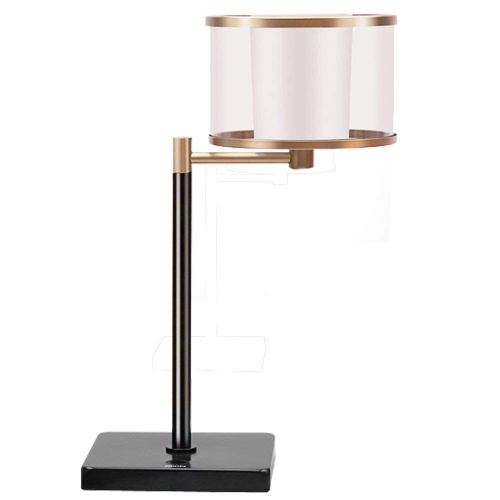 Philips myLiving Table Lamp 40938 Outline Bronze