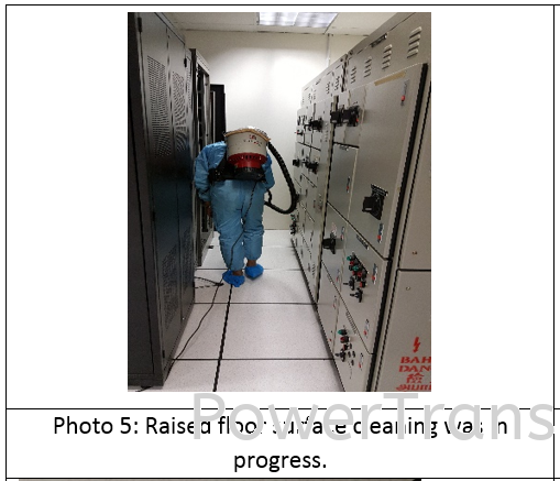 Professional Cleaning Servives Professional Cleaning Services DC & Critical Operation Environment M&E Selangor, Malaysia, Kuala Lumpur (KL), Puchong Services   Power Transformation Engineering Sdn Bhd