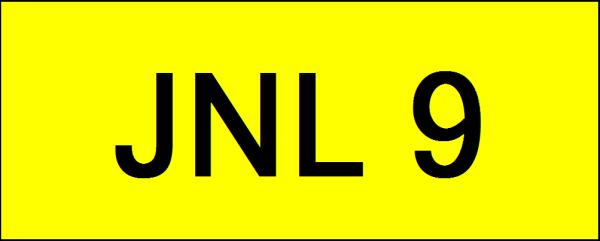 JNL9 VVIP Plate Johor Bahru (JB), Kuala Lumpur, KL, Malaysia. Service | AAA Premium Sdn Bhd