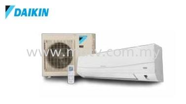 Daikin InnoVaire Non Inverter 1.0HP R32 Q-Series Wall Mounted 1.0HP Daikin Airconditioner Johor Bahru, JB, Johor, Pasir Gudang. Johor Bahru JB Astro, Antenna, Aerial TV   MATV Sales & Services Sdn.Bhd.