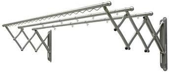 BS2012-3A Adjustable Clothes Hanger (Three-Pole) 2m