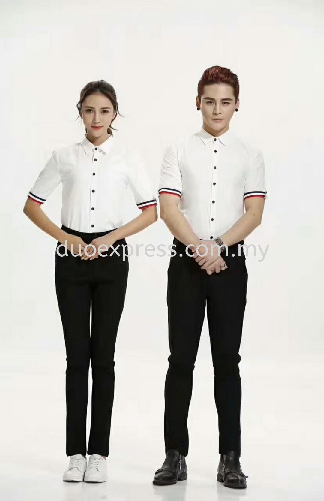 F1 Corporate Office Uniform