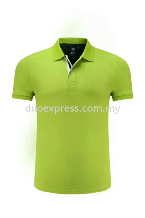 Polo Collar Tee Shirt