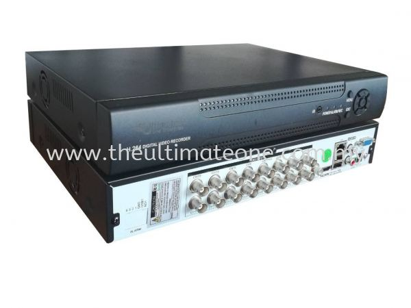 TUO 1080P 2.0MP 16CH Hybrid DVR DVR Johor Bahru (JB), Malaysia, Gelang Patah Supply, Supplier, Suppliers | The Ultimate One Enterprise