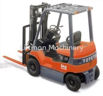 Toyota 7 Series Electric Powered Forklift Forklift Malaysia, Selangor, Kuala Lumpur (KL) Supplier, Suppliers, Supply, Supplies | Liftman Machinery