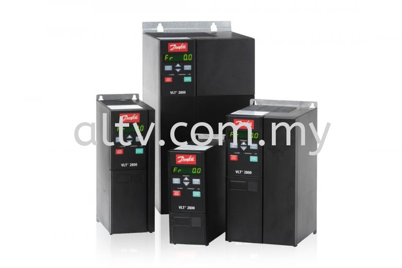 Danfoss VLT 2800, 0.75kW Others Malaysia, Selangor, Kuala Lumpur (KL), Subang. Supplier, Suppliers, Supply, Supplies | ALTV Engineering Sdn Bhd