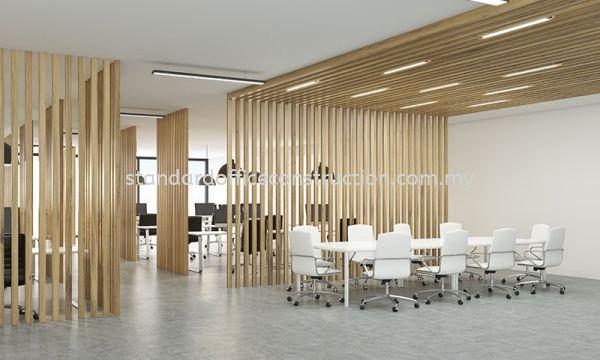 Office Interior Renovation Office Interior Renovation Malaysia, Selangor, Kuala Lumpur (KL), Klang Service, Design, Contractor | Standard Office Construction Works (M) Sdn Bhd