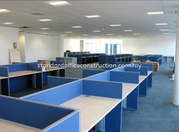 Workstation Workstation Furniture Malaysia, Selangor, Kuala Lumpur (KL), Klang Service, Design, Contractor | Standard Office Construction Works (M) Sdn Bhd