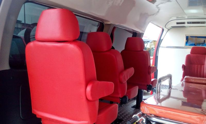 KERUSI DOCTOR  AMBULANCE  PARAMEDIA SEAT FOR AMBULAN PERALATAN AMBULANS AMBULAS -AMBULANCE Kuala Lumpur (KL), Malaysia, Selangor Supplier, Suppliers, Supply, Supplies | Mobile Life Automobil Sdn Bhd