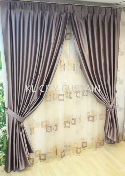 curtain Dim Out  Curtain Puchong, Selangor, Kuala Lumpur, KL, Malaysia. Supplier, Supplies, Supply, Manufacturer   KL City Curtain Design Sdn Bhd