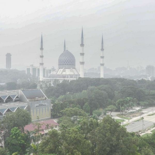 Tropical Storm ¡°Son Tinh¡± Affected Perak Air Pollution TravelNews Malaysia Travel News | TravelNews