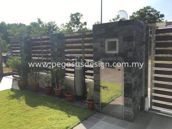 Natural Art Stone  Johor Bahru (JB), Taman Universiti, Skudai Contractor, Service | Pegasus Design & Build Sdn Bhd