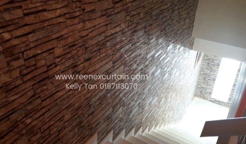W004 Wallpaper Johor Bahru JB Malaysia Supply Suppliers Manufacturer   Reenex Curtain Design