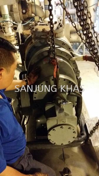 Chiller System Service and Repair Works Chiller Repair and Services Selangor, Malaysia, Kuala Lumpur (KL), Shah Alam Repair, Maintenance, Service | Sanjung Khas Sdn Bhd