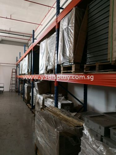 Project at Multilevel Warehouse