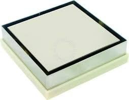 """MT-771 6"""" STAIN-LESS STEEL GRATING"""