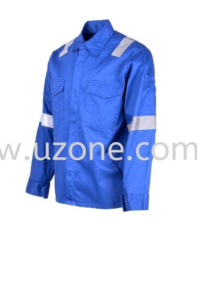 JK5206(Ready Stock)  . Royal Blue JK520 Unisex Industrial Jacket (Imported) Johor Bahru (JB), Malaysia, Kuala Lumpur (KL), Selangor Manufacturer, Supplier, Supply, Supplies | Hern Loong Perniagaan Sdn. Bhd.