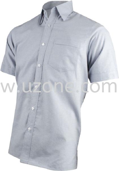 OF1201(Ready Stock)  . Light Grey OF120 Male Corporate Uniform Johor Bahru (JB), Malaysia, Kuala Lumpur (KL), Selangor Manufacturer, Supplier, Supply, Supplies   Hern Loong Perniagaan Sdn. Bhd.