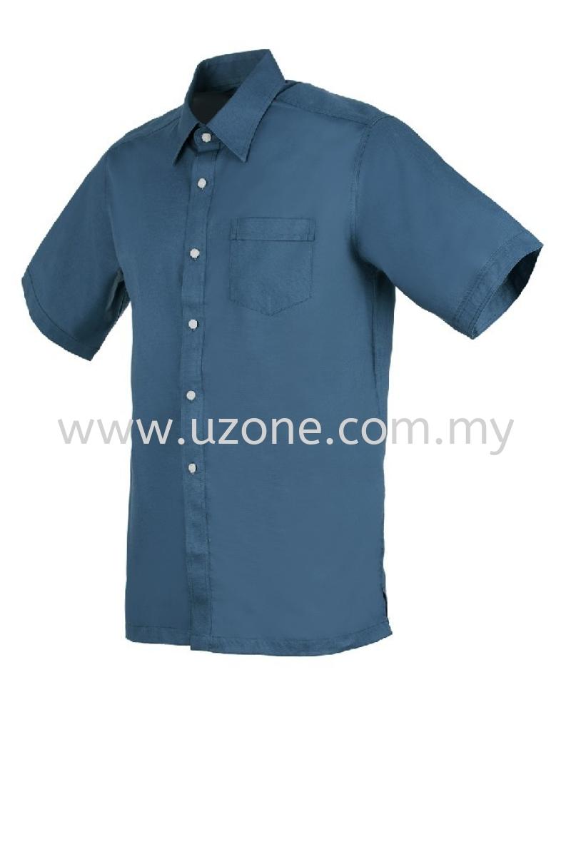 OF1222 (Ready Stock) . Grey Blue