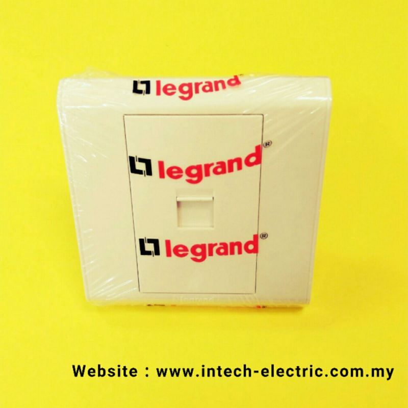 LEGRAND BELANKO 617091 £¨RJ45 CAT.6£©SOCKET