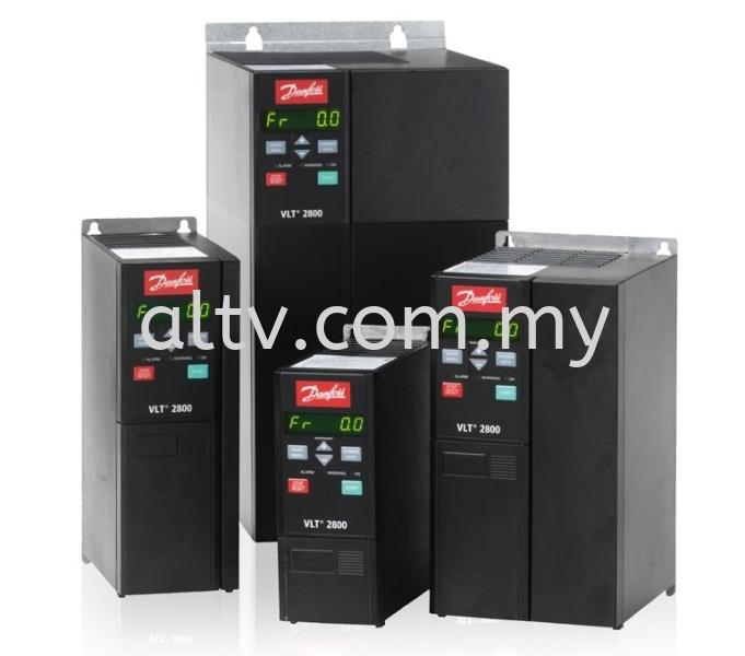 Danfoss Malaysia VLT2800, 18.5kW, 195N1133, 195N1135, VLT2882PT4B20 Danfoss VLT2800 Danfoss VFD Malaysia, Selangor, Kuala Lumpur (KL), Subang. Supplier, Suppliers, Supply, Supplies | ALTV Engineering Sdn Bhd