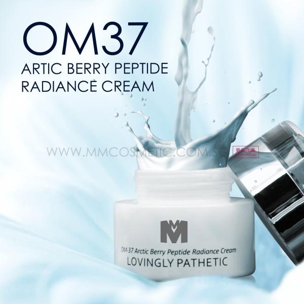OM37 Artic Berry Peptide Radiance Cream CREAM Malaysia, Johor Bahru (JB), Singapore Manufacturer, OEM, ODM | MM COSMETIC SDN BHD