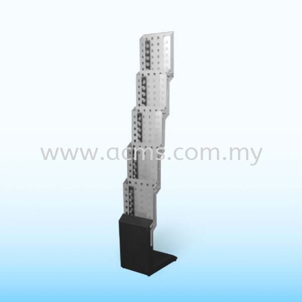 Vertical Brochure Stand-SBV VELTICAL TYPE BROCHURE STAND SERIES DISPLAY SYSTEM Selangor, Malaysia, Kuala Lumpur (KL), Sungai Buloh Supplier, Suppliers, Supply, Supplies | AC Marketing Solution Sdn Bhd
