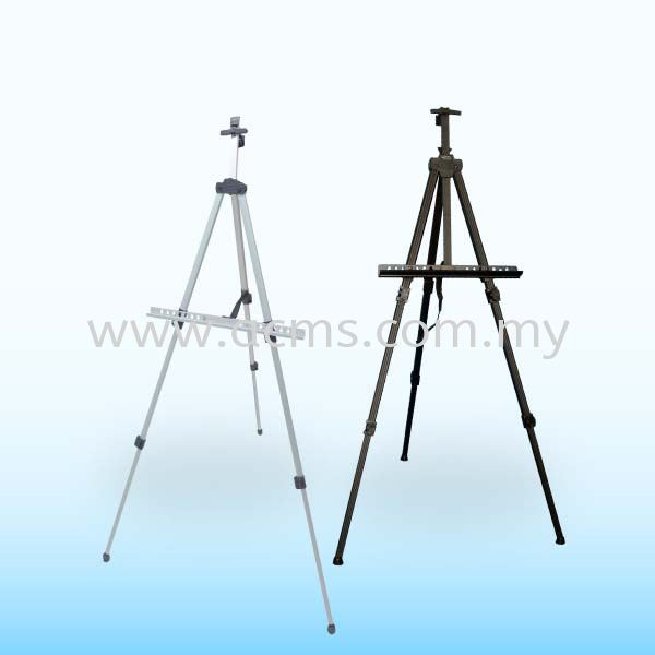 Aluminium Easel Stand-SE BLACK EASEL STAND WOODEN EASEL / METAL EASEL STAND SERIES DISPLAY SYSTEM Selangor, Malaysia, Kuala Lumpur (KL), Sungai Buloh Supplier, Suppliers, Supply, Supplies | AC Marketing Solution Sdn Bhd