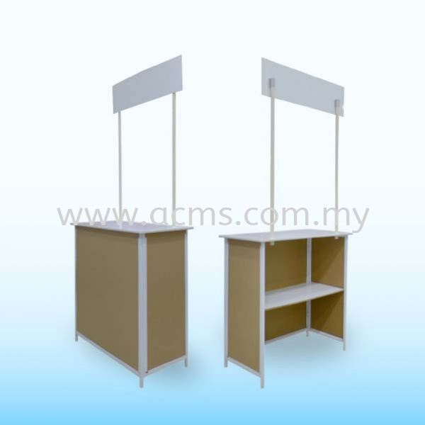 Promotion Counter or Sampling Booth Series-Iron Sampling Booth-TSB3 IRON TYPE SAMPLING BOOTH DISPLAY SYSTEM Selangor, Malaysia, Kuala Lumpur (KL), Sungai Buloh Supplier, Suppliers, Supply, Supplies | AC Marketing Solution Sdn Bhd