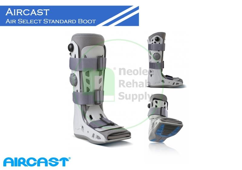NL-AC422 AirCast - AirSelect Series - Standard Walker Boot  Foot Protection Walking Aids Kuala Lumpur, KL, Cheras, Selangor, Malaysia. Supplier, Suppliers, Supplies, Supply | Neolee Rehab Supply Sdn Bhd