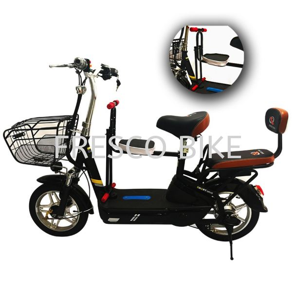 Fresco Electric Bike With Kid Seat XYX Electric Bicycle Kuala Lumpur (KL), Malaysia, Selangor, Pudu Supplier, Suppliers, Supply, Supplies | Fresco Cocoa Supply Plt