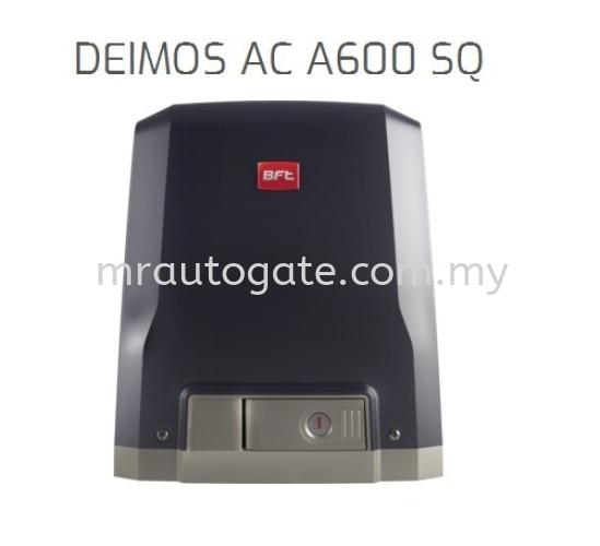 BFT Deimos AC A600 Sliding Auto Gate