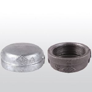 Cap, Banded, Equal Malleable Iron Fittings - Steam & G.I. BSPT Thread Malaysia, Selangor, Kuala Lumpur (KL), Puchong Supplier, Suppliers, Supply, Supplies | Chuan Foong Hardware Sdn Bhd