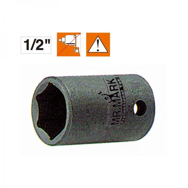 "MK-TOL-84404M 1/2""Dr. SUPER THIN WALL IMPACT SOCKET Individual Impact Sockets, Accessories and Socket Sets Tools Collection Malaysia, Johor Bahru (JB), Ulu Tiram Supplier, Suppliers, Supply, Supplies 