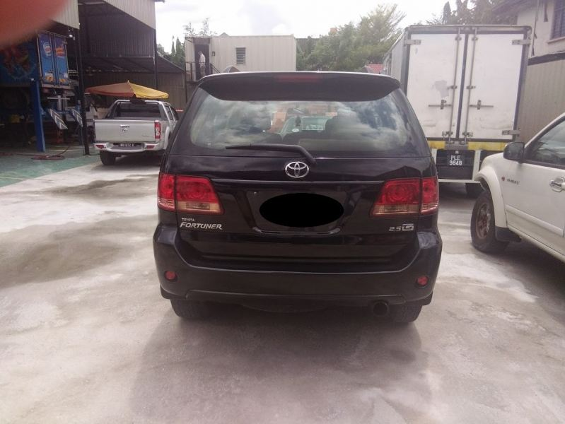 TOYOTA FORTUNA 2,5L DIESEL TURBO  06 FOR SALES  USEDCAR FOR SALES  USED CAR DIRECT OWNER  Kuala Lumpur (KL), Malaysia, Selangor Supplier, Suppliers, Supply, Supplies | Mobile Life Automobil Sdn Bhd