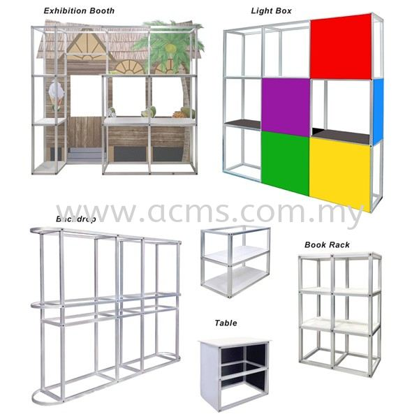 Portable Backdrop Multi Rack (PMR) MULTI RACK (PMR)  PORTABLE BACKDROP DISPLAY SYSTEM Selangor, Malaysia, Kuala Lumpur (KL), Sungai Buloh Supplier, Suppliers, Supply, Supplies | AC Marketing Solution Sdn Bhd