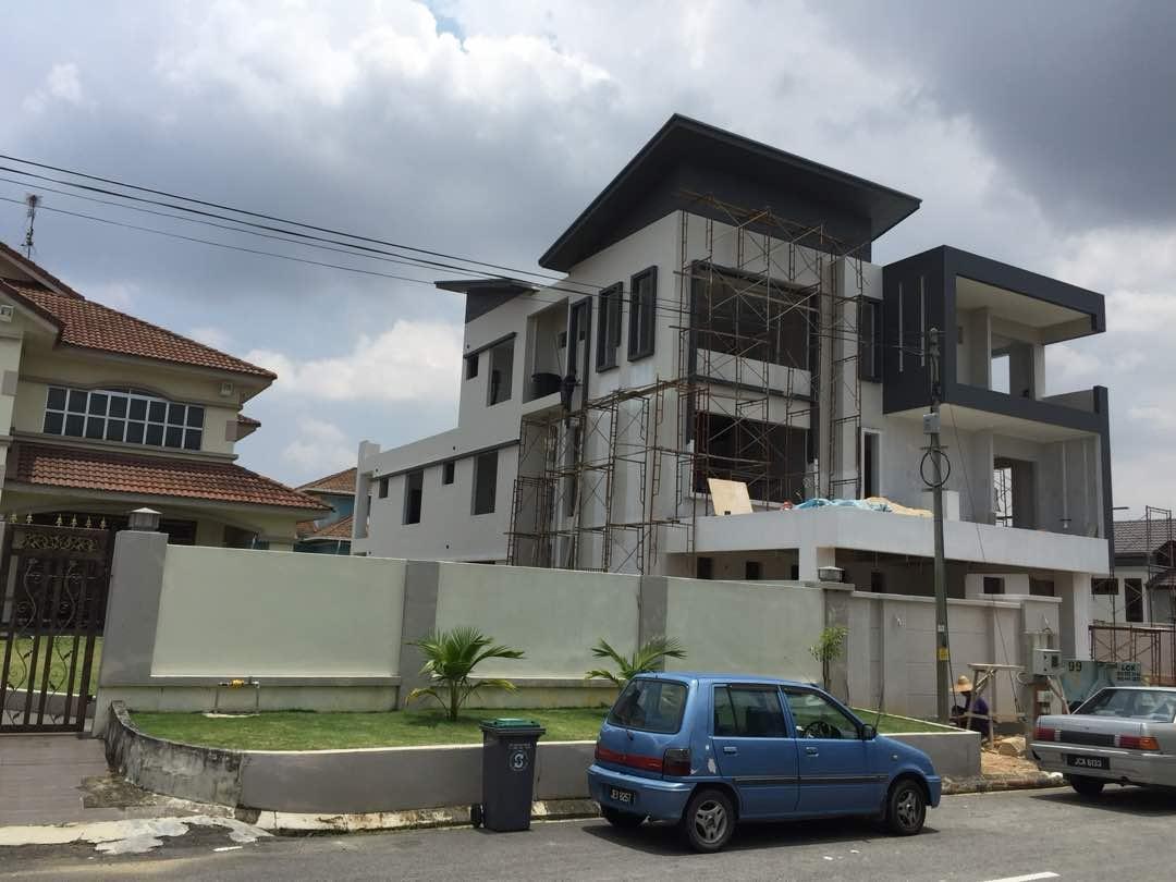 Jalan Kebangsaan 5, Taman Universiti @ 2016 Skudai, Johor Bahru (JB), Malaysia. Builder & Decorator, Renovation   Chuan Bee Builder & Decorator