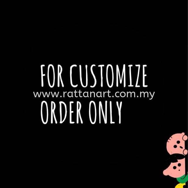 CUSTOMIZE ORDER PAYMENT LINK