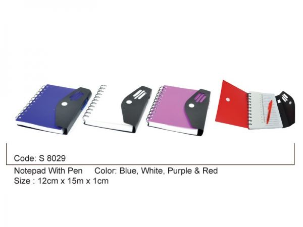 S8029 Stationery Premium Item Penang, Malaysia, Bayan Lepas Supplier, Suppliers, Supply, Supplies   Coral Gift Sdn Bhd