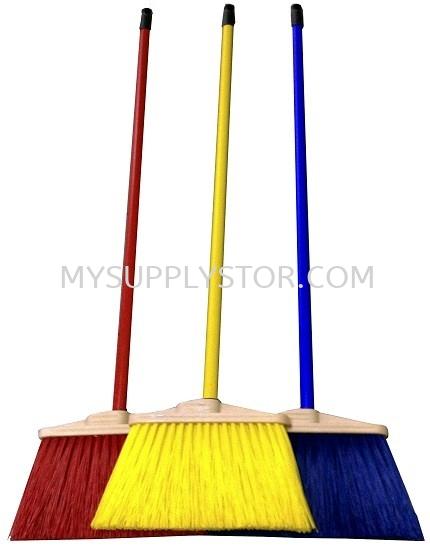 Broom Multi+Purpose Full-Color  Cleaning Tools Equipments Mop, Wall Ceiling, Floor Squegee, Broom, Mop Bucket Johor Bahru (JB), Malaysia Supplier, Supply, Supplies, Wholesaler | Mysupply Global Trading PLT