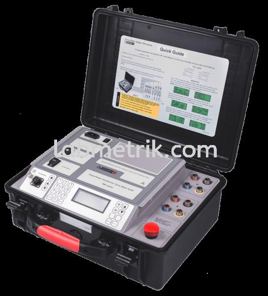 TRT03 Series Turns Ratio Tester TRT03C Three-Phase Transformer Turns Ratio Testers Transformer Test Equipment DV Power Kuala Lumpur (KL), Malaysia, Selangor Supplier, Suppliers, Supply, Supplies | Labmetrik Electrical Sdn Bhd