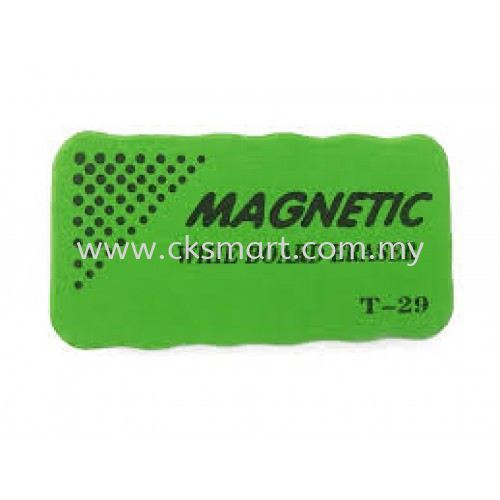 T29 MAGNETIC WHITEBOARD DUSTER Correction Liquid, Tapes, Eraser Johor Bahru (JB), Malaysia, Skudai Supplier, Suppliers, Supply, Supplies | CK Smart Trading