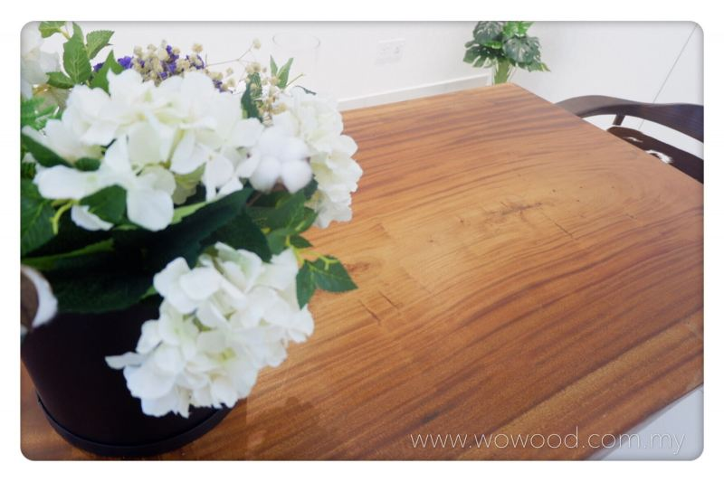 Solid Wood Table HOME DECO Malaysia, Johor, Singapore Manufacturer, Supplier, Supply, Supplies | World Of Wood Sdn Bhd