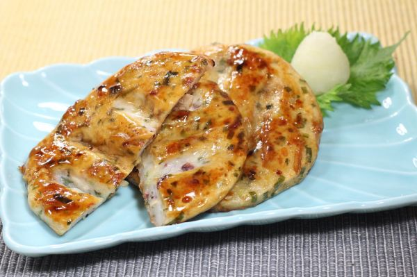 Satumaage Octopus & Green Onion (By Indent Basis / Non Ready Stock) Japan Surimi (Fish Cake) Singapore Supplier, Distributor, Importer, Exporter | Arco Marketing Pte Ltd
