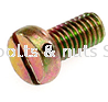 MS Cheese Head - HOLE Cheese Head Machine Screw Machine Screws Malaysia, Selangor, Kuala Lumpur (KL) Manufacturer, Supplier, Supply, Supplies | Action Bolts And Nuts Sdn Bhd
