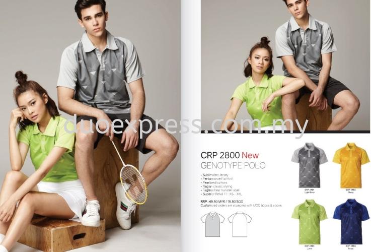 Cross Runner CRP 2800 Polo T Shirt