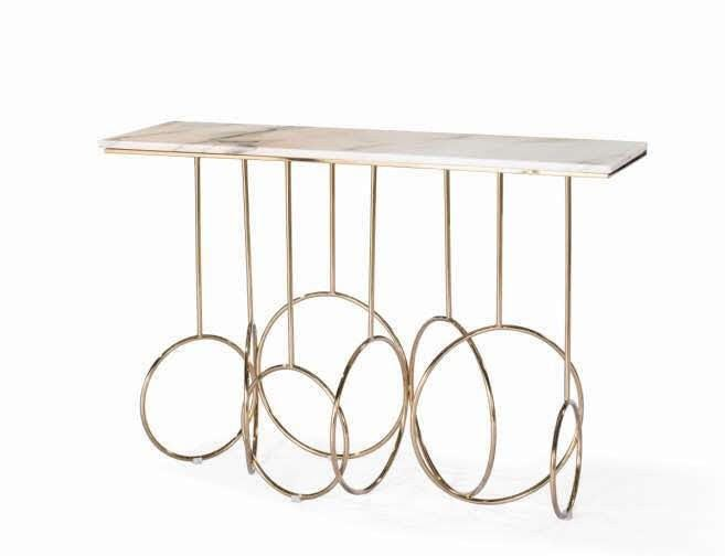 White Marble Console Table Marble Coffee Table Selangor, Kuala Lumpur (KL), Malaysia Supplier, Suppliers, Supply, Supplies | DeCasa Marble Sdn Bhd