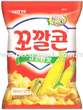 #TRIANGLE CORN - SWEET & SPICY (LOTTE) Korean Snacks Snack Food Selangor, Malaysia, Kuala Lumpur (KL), Rawang Supplier, Suppliers, Supply, Supplies | Ocean Packaging Sdn Bhd