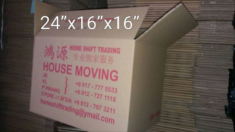 Carton Carton Johor Bahru JB 仟表 Movers, Transport | Home Shift Trading